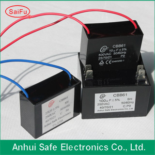 Ac Running Capacitor Sh Film From China Bank