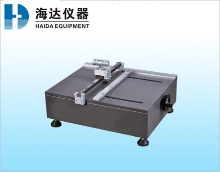 Accurate Sample Cutter For Edge Compression Test Machine