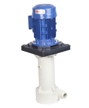 Acid And Alkali Resistant Submerged Pump