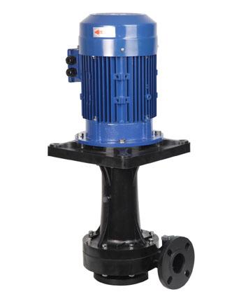 Acid And Alkali Resistant Vertical Pump
