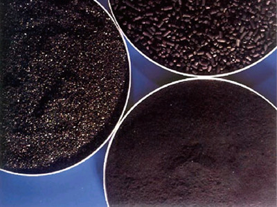 Acidwasted Activated Carbon