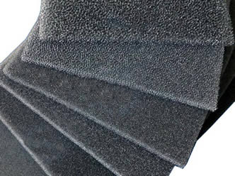 Activated Carbon Foam Pu And
