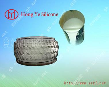 Additional Cured Silicone Rubber For Tire Mold