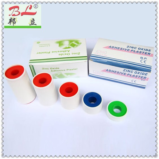 Adhesive Surgical Tape Silk Cotton Non Oven Pe
