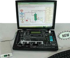 Advanced 8085 Microprocessor Trainer Nvis 5585a
