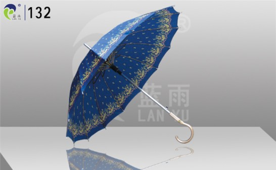 Advertising Auto Straight Umbrella 132