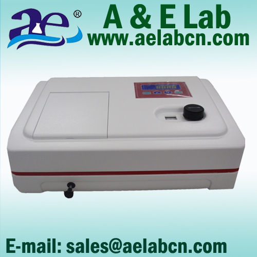Ae S50 Series Visible Spectrophotometer