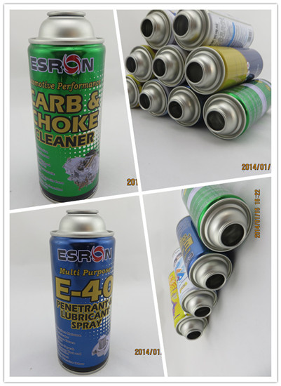 Aerosol Can Various Sizes Guangzhou Factory