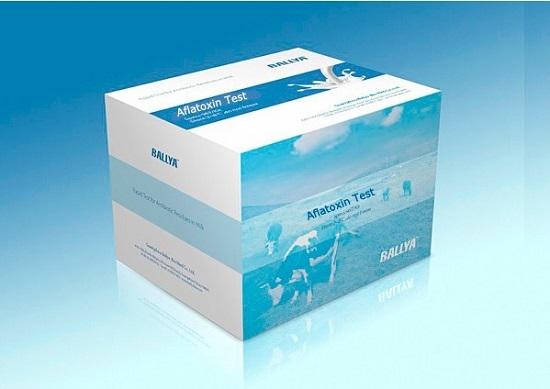 Aflatoxin B1 Test Milk