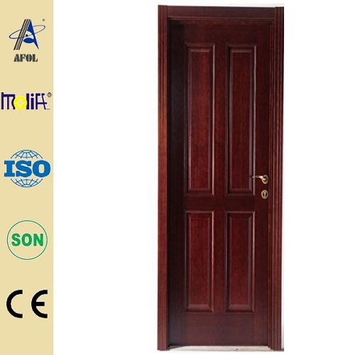 Afol Carved Solid Wood Door Gate