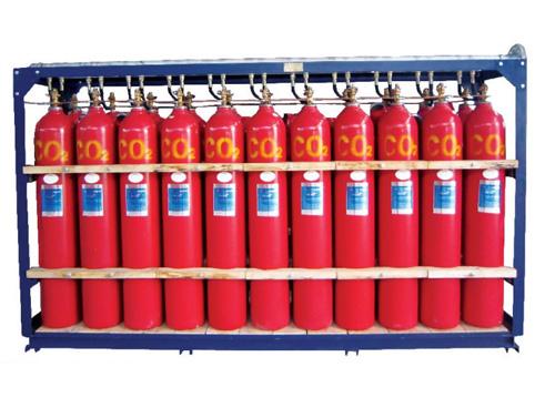 Agent Co2 System For Bottles Plant 40l 68l