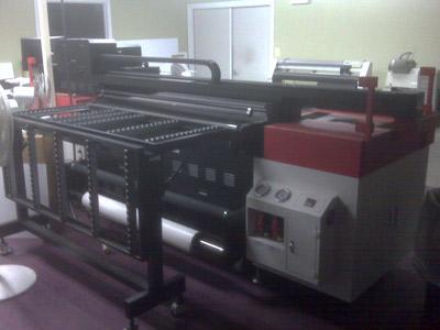 Agfa Anapurna M2 Uv Industrial Inkjet Printer
