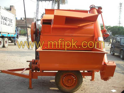 Agriculture Rice Thresher