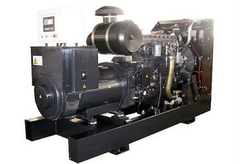 Aibirt Brand Lveco Diesel Generator Set