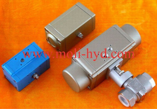 Air Actuator Pneumatic Valve