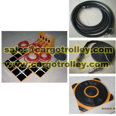 Air Bearing Kit Applications