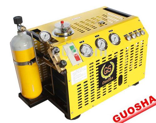 Air Compressor 3mpa 30bar 0 5m3 Min 7 5kw