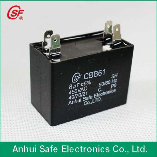 Air Condition Used Capacitor