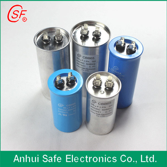 Air Conditioner Capacitor Series China