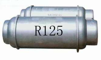 Air Conditioning Gas R125 Refrigerant With 99 9 Purity