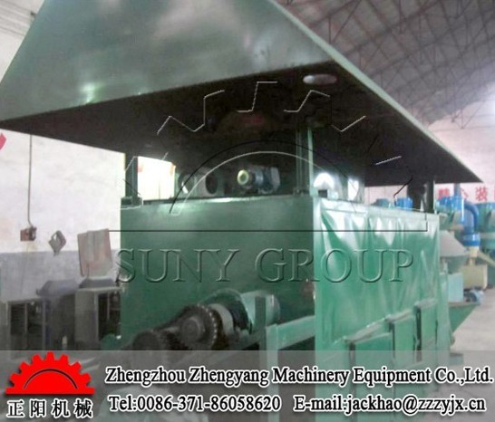 Air Flow Type Carbonization Furnace