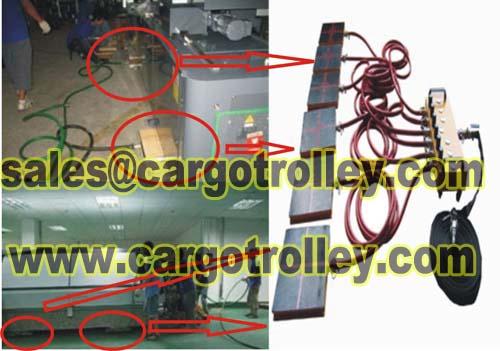 Air Powered Material Handling Equipment