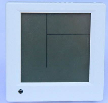 Air Quality Intelligent Touch Screen Controller