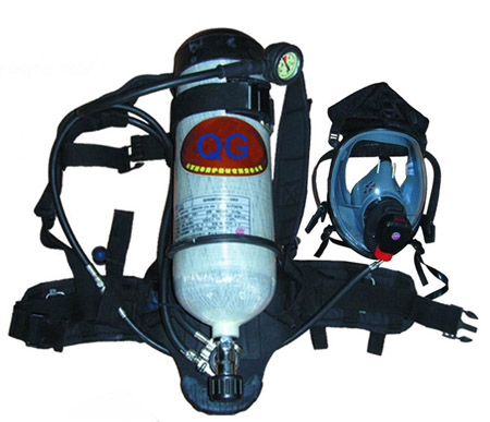 Air Respirator Positive Pressure For Firefighting Mine Rescue And Etc