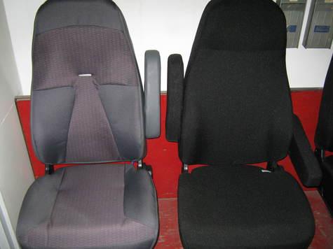 Air Ride Seats For Driver Truck Navistar Freligthliner