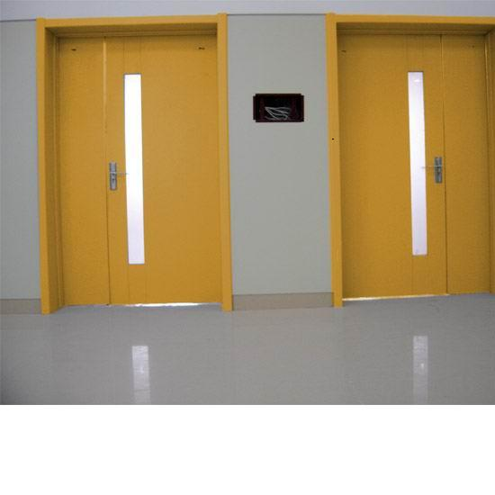 Air Tight Doors Used In Hosptal