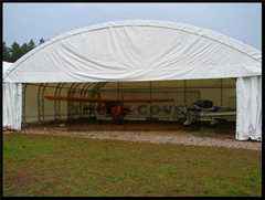 Aircraft Hangar Warehouse Tents