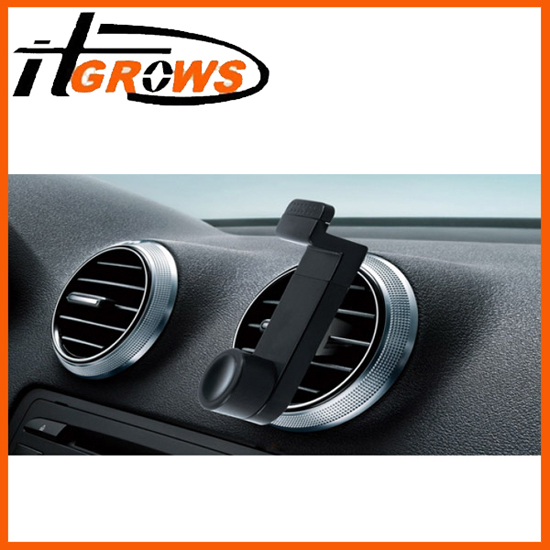 Ajustable 360 Degree Rotating Car Air Vent Mount Holder For Mobile Phone