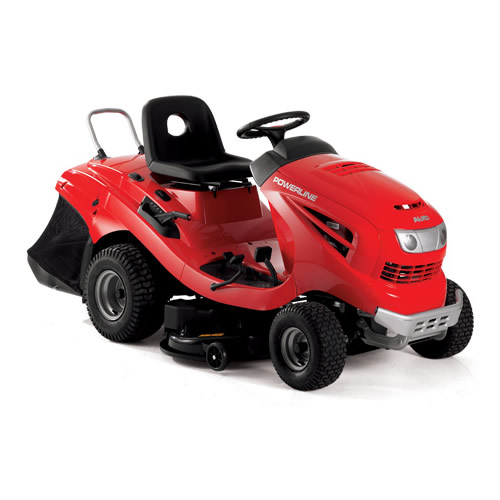 Al Ko Powerline T15 92hde Lawn Tractor With Electric Bag Tip