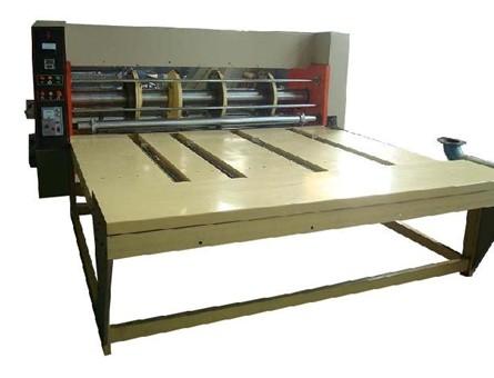 Alckc 1 Series Paperboard Cutting Pressing Line Slotting Corner Machine
