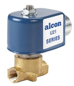 Alcon U21 76 21 12 2 Way General Purpose Solenoid Valve
