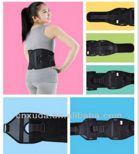 Alibaba China Direct Factory Elastic Portable Lumbar Support Belt Back Aft Y201