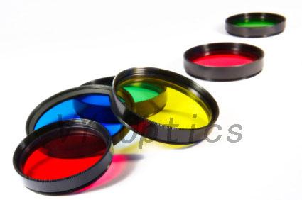 All Kinds Of Optical Filter Lens Color