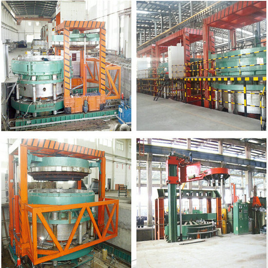 All Steel Giant Tire Vulcanizing Machine