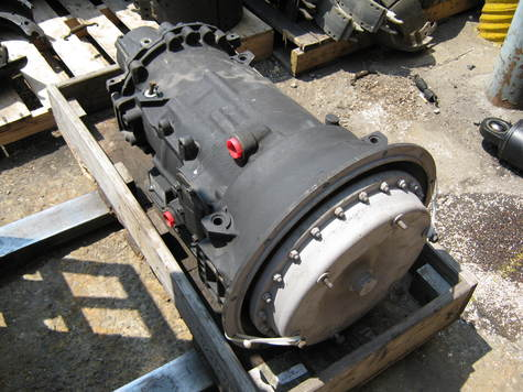 Allison Transmission Mt643