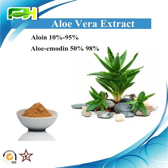 Aloe Vera Extract Aloin 10 95