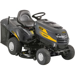 Alpina One 122yh Rear Discharge Lawn Tractor Hydrostatic Drive