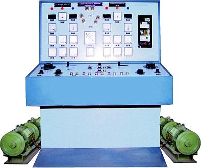 Alternator Parallel Operation Training System Tld003