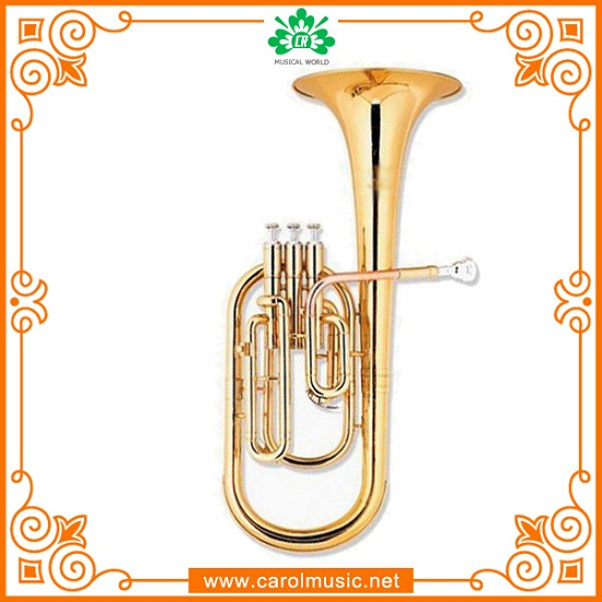 Alto Horn Carol Musical Instrument High Quality