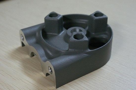 Aluminium Casting Landing Gear Hub