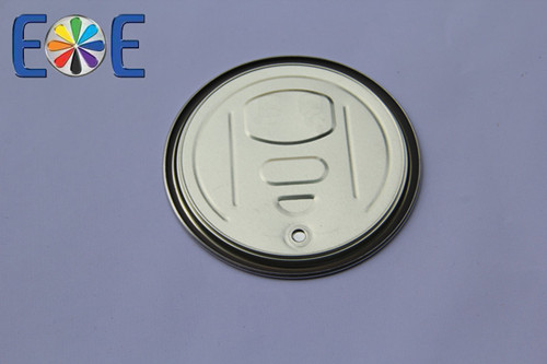 Aluminium Dry Powder Can Lid 83mm Easy Open