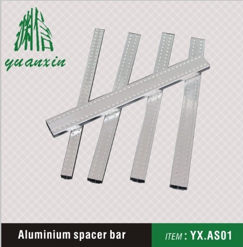 Aluminium Spacer Bar For Double Insulated Glass