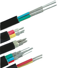 Aluminium Twin Flat Cables