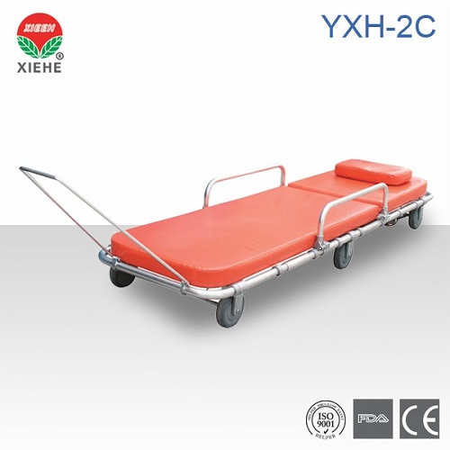 Aluminum Alloy Ambulance Stretcher Yxh 2c