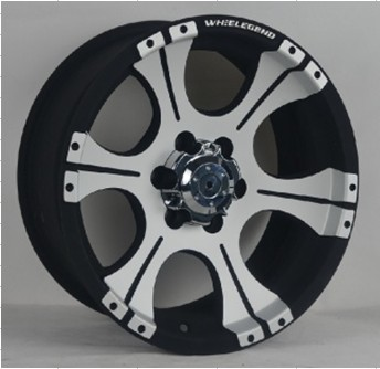 Aluminum Alloy Wheel Rims 15x8
