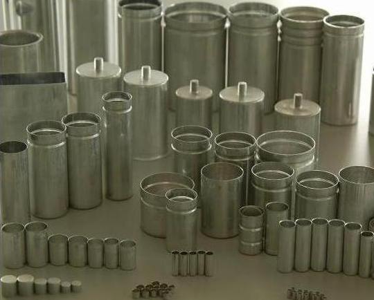 Aluminum Capacitor Can
